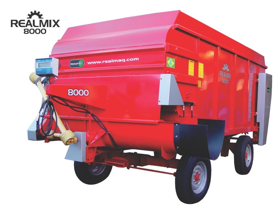 REALMIX 8000